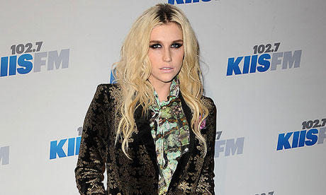 Ke$ha earlier this month. /Media Image