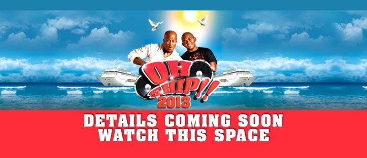 Oh Ship 2013...Coming Soon