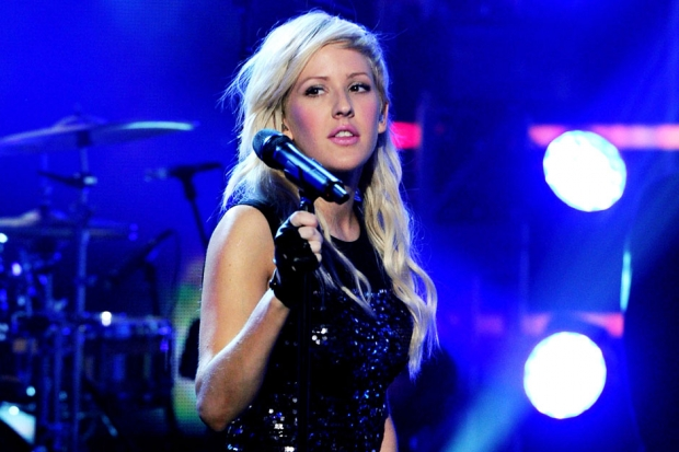 Ellie Goulding In Concert...Media Image