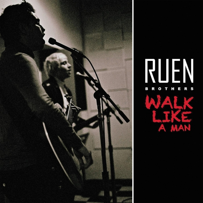 """Walk Like A Man"" Cover Art"