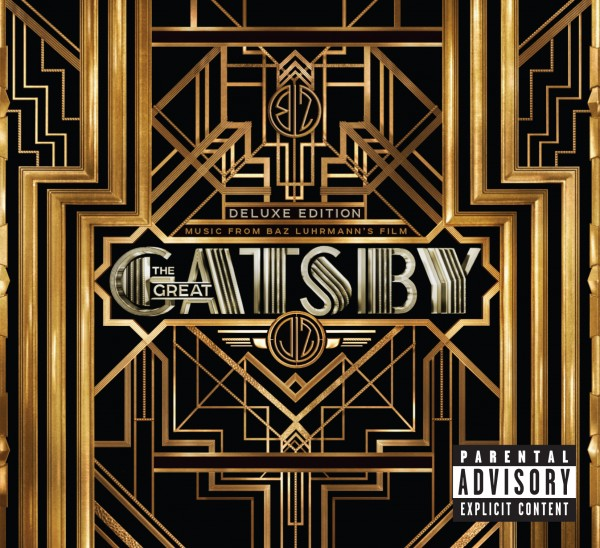 The Great Gatsby OST Cover