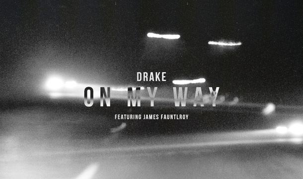 """On My Way"" Cover Art"