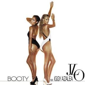 """Jennifer Lopez Drops """"Booty"""" Video With IggyAzalea"""
