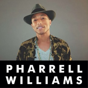 Big Concerts Announce Two Pharrell SAConcerts